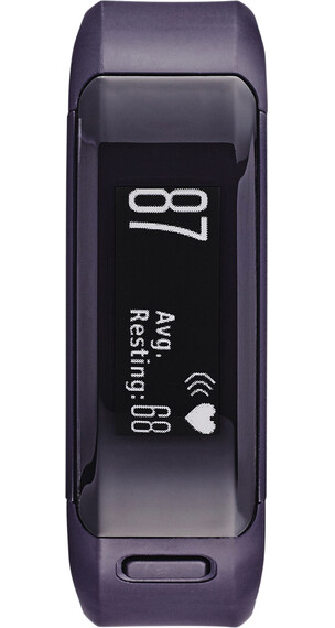 Garmin Vivosmart HR Zegarek wielofunkcyjny fioletowy